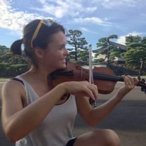 Imperial Garden Violin